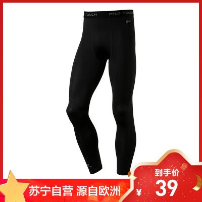 PRO TOUCH專業健身品牌源自歐洲新款 Kobra ux 男子跑步健身訓練運動速干緊身長褲 305160-050