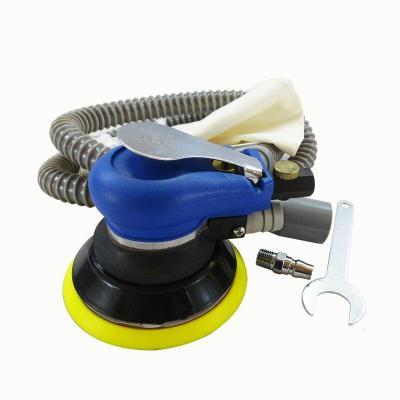 定做 氣動砂紙機5寸125MM拋光機氣動砂紙機氣磨機打磨機干磨機打蠟機