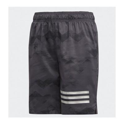 阿迪達斯兒童(adidas kids)童裝18夏季新款男大童兒童梭織速干運動短褲CF7145