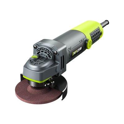 芝浦(ZHIPU)多功能工业级角磨机家用磨光手磨机打磨切割机手砂轮电动工具 1500W大功率 标准套装