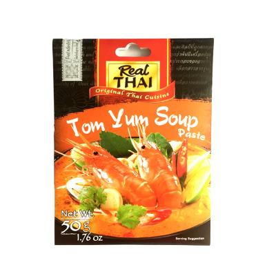 泰國原裝進口麗爾泰冬蔭功醬 (紙袋)50g 冬陰功湯料酸辣大蝦湯