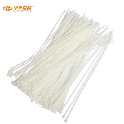 華豐巨箭(HUAFENG BIG ARROW白色尼龍扎帶 捆綁帶 理線帶 扎線帶 電工工具 白2.5*200mm100根