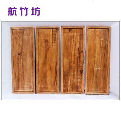 东阳木雕刻墙壁装饰客厅挂件中式古典梅兰挂屏 礼品工艺家居玄关