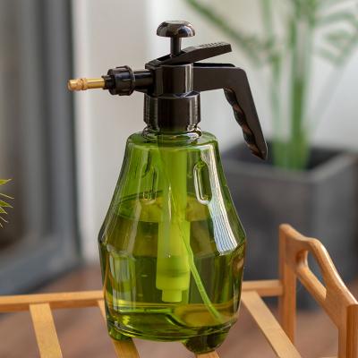 歐潤哲 噴壺 1.5L氣壓式園藝噴壺 澆花噴霧瓶園藝家用灑水壺噴霧器壓力澆水壺噴水壺