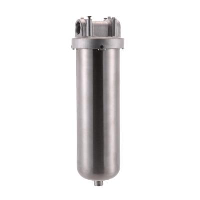 不銹鋼前置過濾器304 大流量家用管道自來水工業家用(大胖過濾器) 純過濾器無濾芯無配件