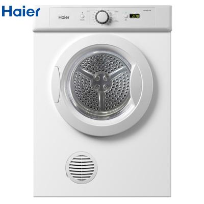 【99新】 Haier/海爾GDZE6-1W 6公斤烘干機 滾筒式排氣式 全自動干衣機電子控溫家用 不是洗衣機