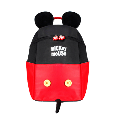 迪士尼幼兒園書包男孩1-3歲4女寶寶防走失可愛米奇兒童入園小背包
