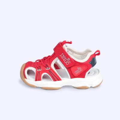 佳親softkids 機能涼鞋 男女同款防撞包頭0-6歲寶寶