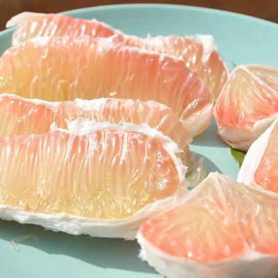 博多客泰国口味青柚红心柚子红柚金柚脆爽多汁2个装约3.8-4.5斤