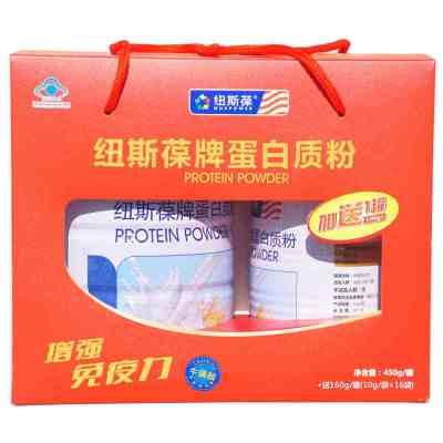 紐斯葆蛋白質粉(加強型)@450g+160g增強免疫力