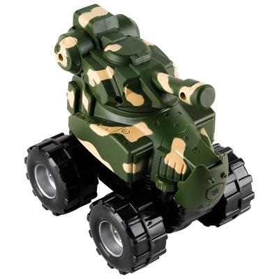 儿童大号惯性坦克玩具抗耐摔坦克汽车儿童模型早教玩具