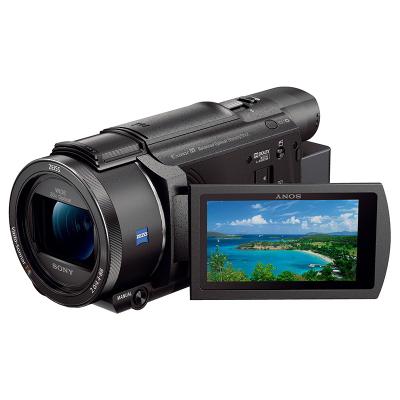 索尼(SONY)FDR-AX60+原裝相機包家用/直播4K高清數碼攝像機DV/攝影/錄像 3英寸屏 約829萬像素
