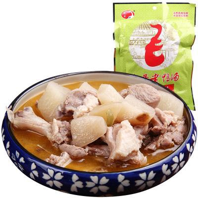 毛哥(Maoge)酸蘿卜老鴨湯燉料350g 袋裝老鴨湯調料 清淡火鍋底料 老壇蘿卜燉湯煲湯料 國產重慶特產
