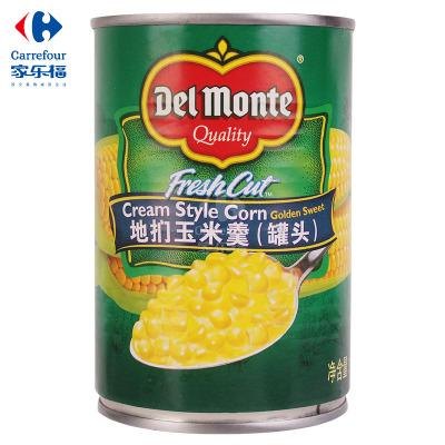 【家乐福】地扪玉米羹425克