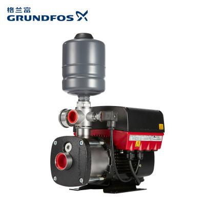 【原装进口】丹麦格兰富智能不锈钢变频增压泵CMBE5-62 自动调节水压扬程44m低噪音低能耗 满足20-50用水点使用