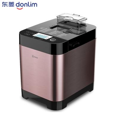 東菱(Donlim)面包機家用全自動揉面發酵和面機小型酸奶蛋糕烘培饅頭攪拌機DL-T06S-K