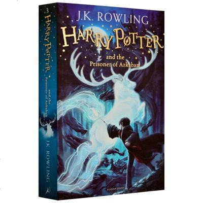 哈利波特與阿茲卡班的囚徒 英文原版魔幻小說 Harry Potter and the Prisoner of Azk