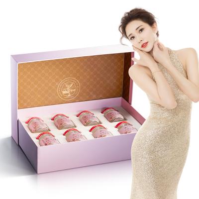 燕之屋 正品孕婦即食冰糖燕窩滋補品官燕盞70g*8禮盒
