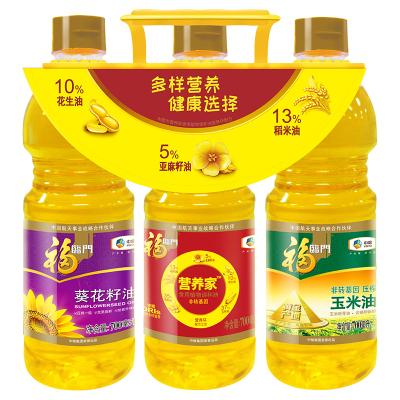 福临门多样营养组合三联装 食用油