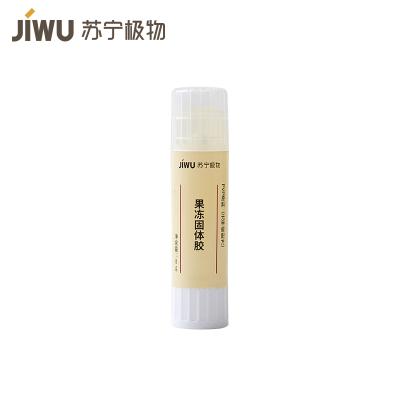 苏宁极物 果冻固体胶水 PVP原料(无甲醛配方)透明