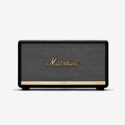 MARSHALL STANMORE II BLUETOOTH馬歇爾2代音響無線藍牙音箱家用 黑色