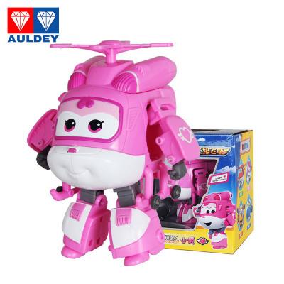 奥迪双钻 AULDEY 超级飞侠 儿童玩具男孩益智变形机器人-小爱 710240