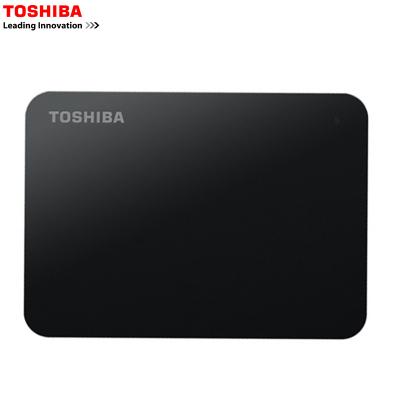 东芝(TOSHIBA)移动硬盘1T黑色HDTB410YK3AA