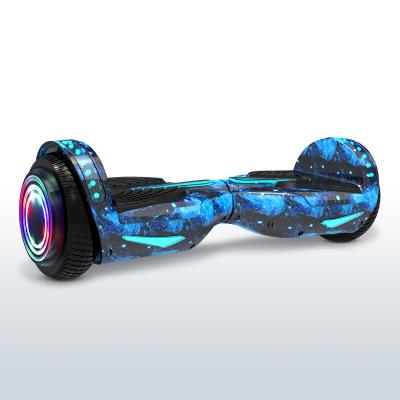 阿尔郎(AERLANG)智能平衡车儿童双轮电动体感思维扭扭车 X7-H蓝星空