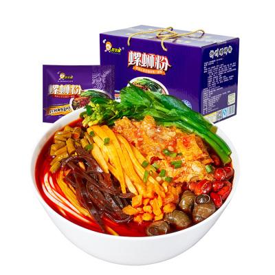 【預售】好歡螺螺螄粉速食方便面300gX10袋螺獅粉酸辣粉