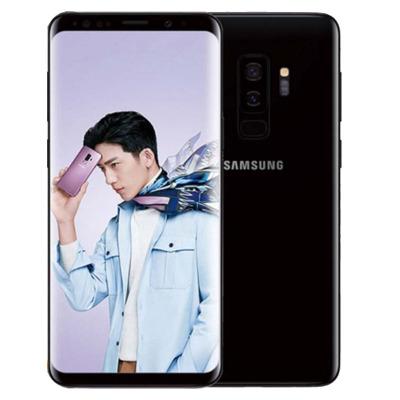 【二手9成新】三星S9+ G9650 谜夜黑 6GB+128GB 全网通安卓手机 6.2英寸屏骁龙845移动电信联通手机