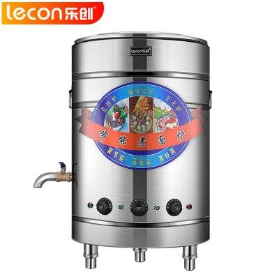 樂創電器旗艦店 電煮面爐 40L電熱商用煮面桶雙層保溫爐湯面爐麻辣燙機湯鍋40型
