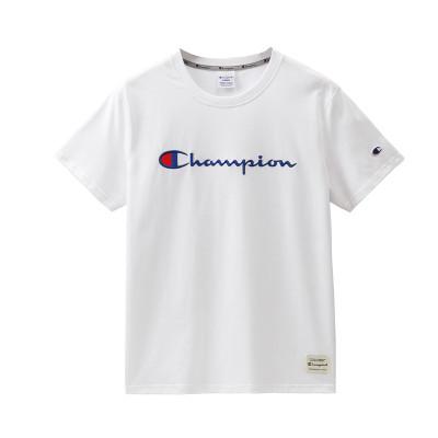 2020春夏新款正品Champion 冠軍情侶款短袖男女潮流T恤打底衫上衣潮牌