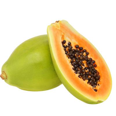 久莲天然 红心木瓜10斤带箱 5-9个 牛奶木瓜生鲜当季现摘热带新鲜水果清甜多汁