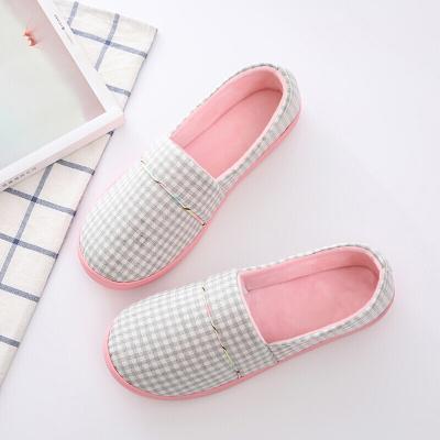 迪魯奧(DILUAO)月子鞋夏季薄款孕婦鞋春秋包跟軟底產后室內防滑透氣厚底產婦拖鞋