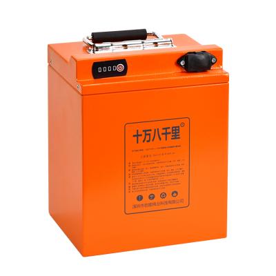 十万八千里48v60v72v锂电池 60v72v32a45ah60ah电动车锂电池三轮摩托车大容量铅酸三元通用外卖电瓶