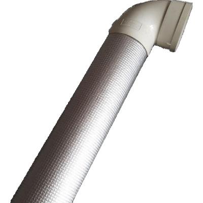 衛生間下水管道隔音棉自粘閃電客消音棉包管阻尼片阻燃754靜音 2CM厚50型隔音棉/米