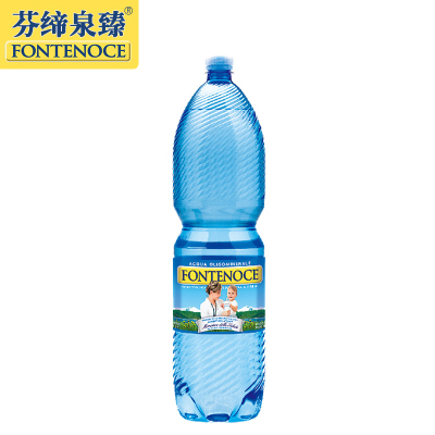 芬締泉臻天然礦泉水1.5*1瓶意大利原裝進口母嬰水嬰兒高端奶粉水寶寶水