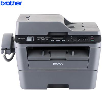 兄弟(brother)MFC-7480D黑白激光传真机一体机 自动双面打印 30页/分钟