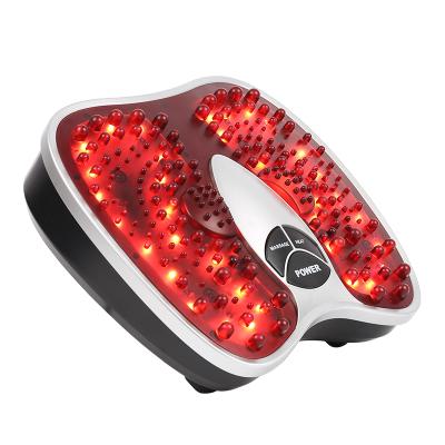 康伊家電動足底按摩器紅外線理療儀高頻振動腳底足部按摩加熱足療儀康復訓練器材器械