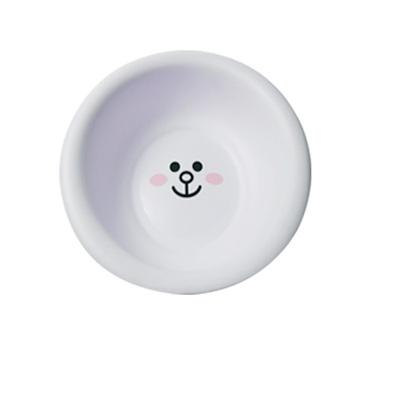 小豬巴比卡通臉盆-小兔