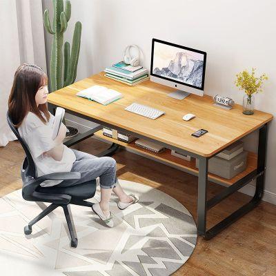 众淘家居简约现代电脑桌经济型简易小桌子电脑台式桌家用简约书桌学生写字桌办公桌