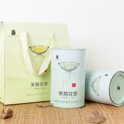 茉莉花茶 2018新茶浓香型 小龙珠绿茶叶散装袋装礼盒装500g