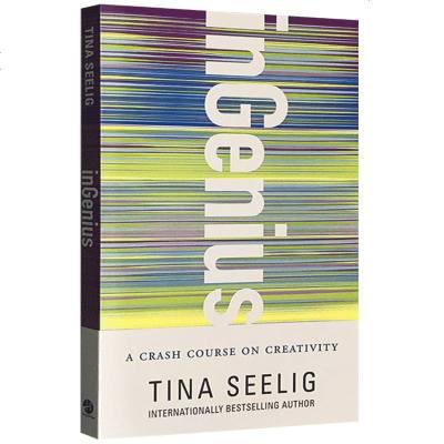 斯坦福大學最受歡迎的創意課 英文原版 inGenius A Crash Course on Creativity