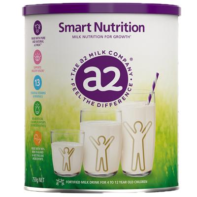 a2 新西蘭 原裝進口 兒童奶粉 6段 4歲以上 750g 保質期21-05及以后 保稅區發貨