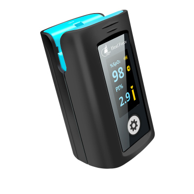 力康Prince-100NW指夾式藍牙血氧儀脈搏血氧飽和度手指脈氧檢測儀