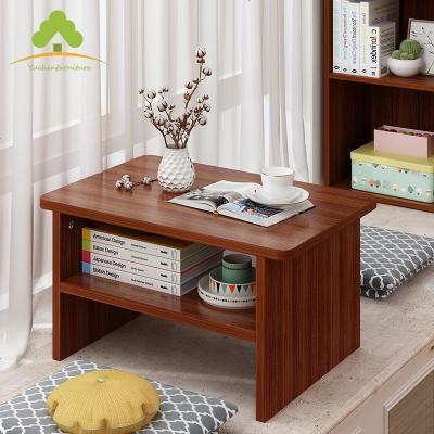 简约飘窗桌榻榻米桌子矮桌阳台桌子现代飘窗书架书桌日式茶几