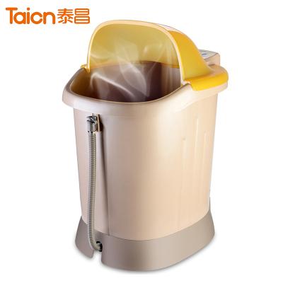 泰昌(TAICHANG)深桶熏蒸足浴盆TC-2039泡腿高桶電動加熱按摩器金泰昌足療機洗腳盆支持恒溫功能