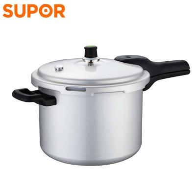 蘇泊爾(SUPOR)壓力鍋YL243H2 好幫手鋁制壓力鍋24cm 鋁制明火燃氣灶專用