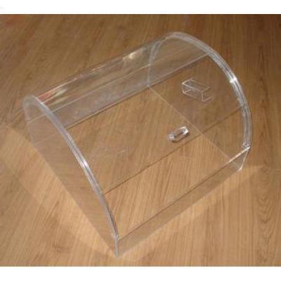 透明亚克力板有机玻璃板激光切割模型材料展示盒隔板定做定制加工 200*200*3mm(3片)