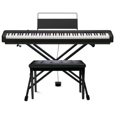 CASIO卡西歐電鋼琴EP-S120 88鍵 重錘鍵盤 數碼 成人 家用 初學 考級 電子鋼琴 PVC合成面板